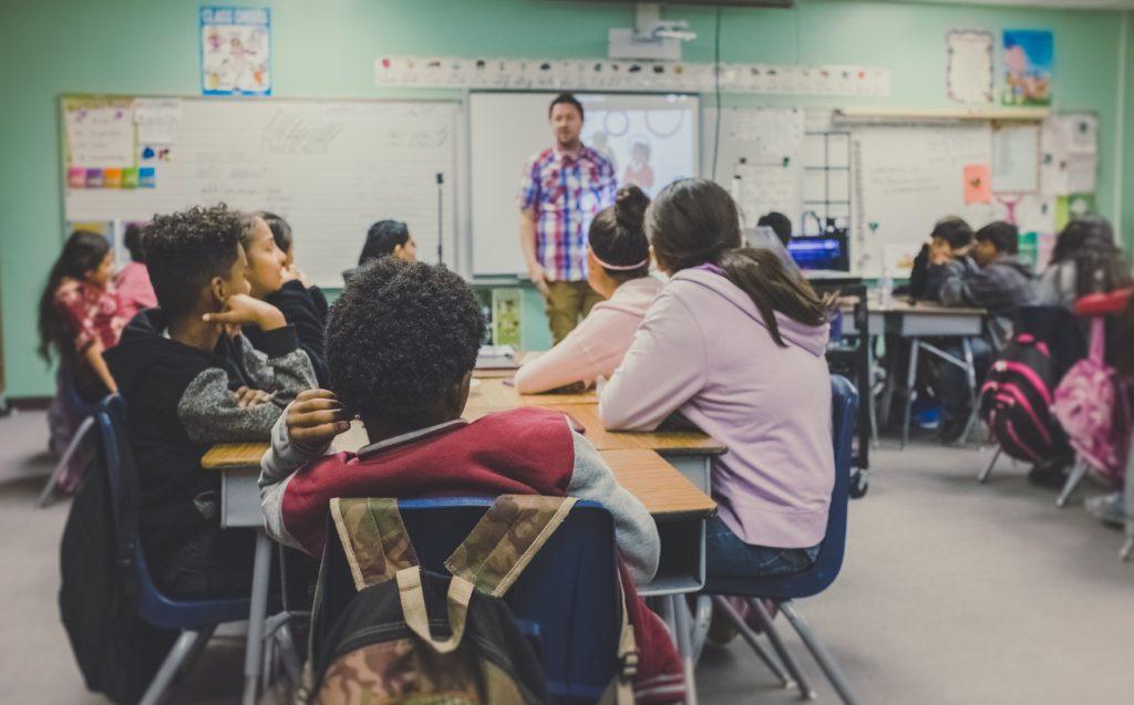 Read Better Be Better Honors Teacher Appreciation Week